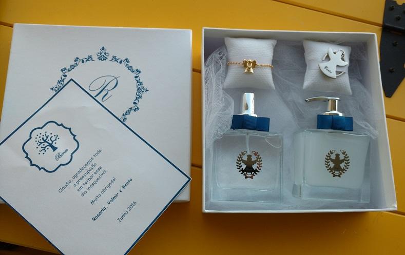 presente para recem nascido kit pulseira home sabonete chaveiro 013495a3302