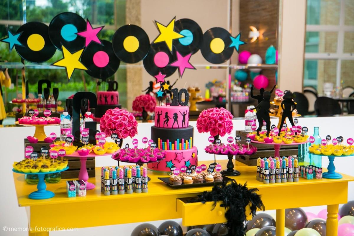 Ideias de festas para 10 anos que você precisa conferir