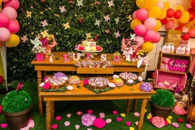 Tema jardim encantado – como preparar um aniversário incrível com esse tema