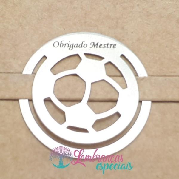 c03bb5bb52 Lembrança de Marcador de Páginas de Bola de Futebol