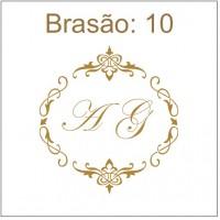 BRASÃO 10 +R$2,50