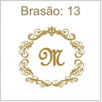 BRASÃO 13 +R$2,50
