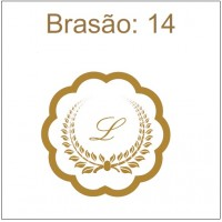 BRASÃO 14 +R$2,50