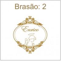 BRASÃO 2 +R$2,50