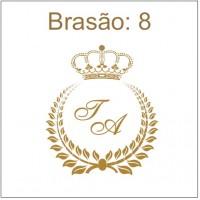 BRASÃO 8 +R$2,50