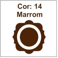 Cor 14: Marrom