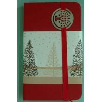 Modelo de Natal Árvores